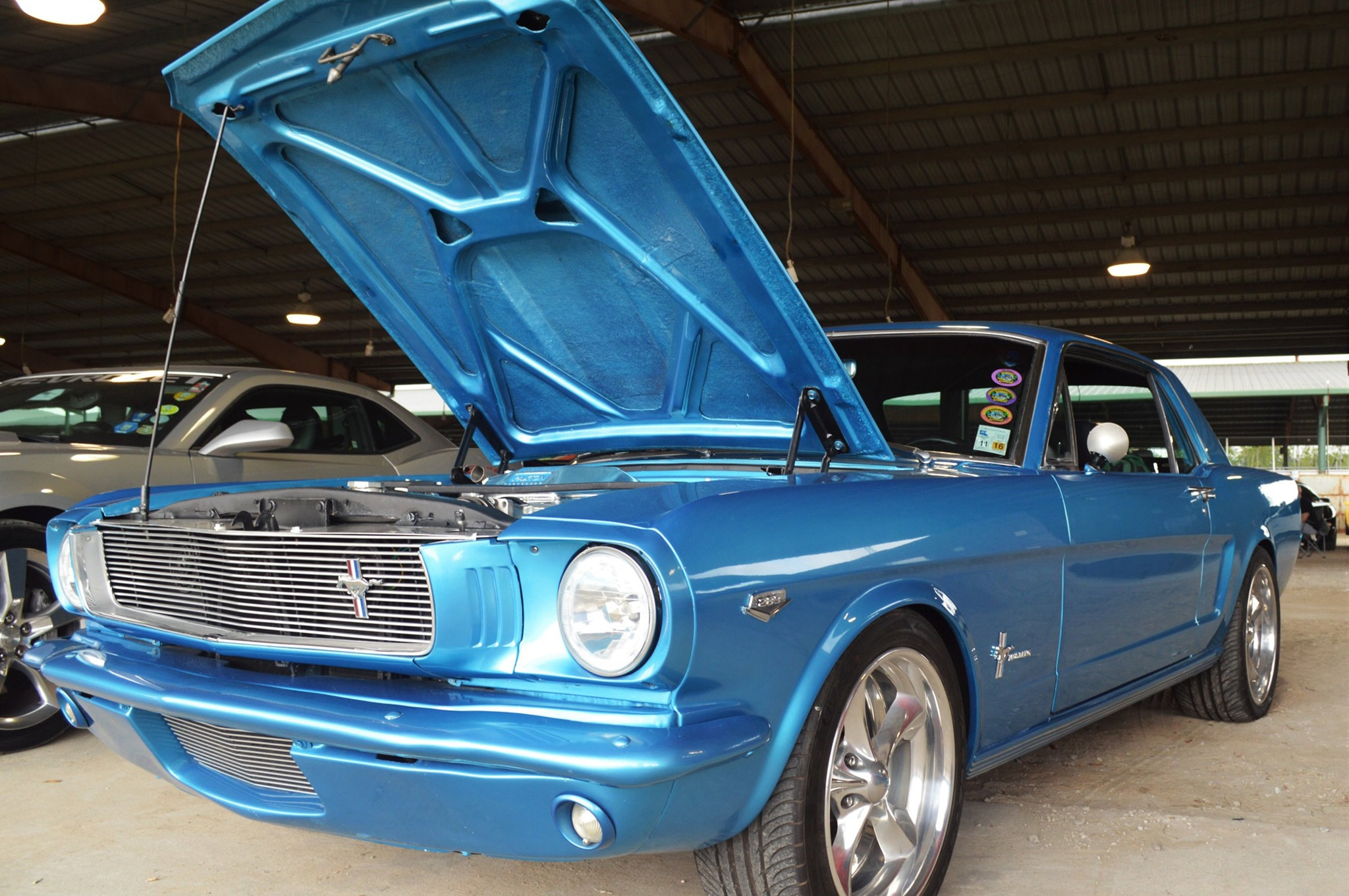 2016 Hot Rod Power Tour Day 1 Mustangs 016
