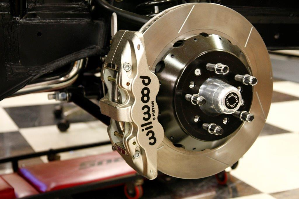 15 1966 Ford Mustang Willwood Brakes