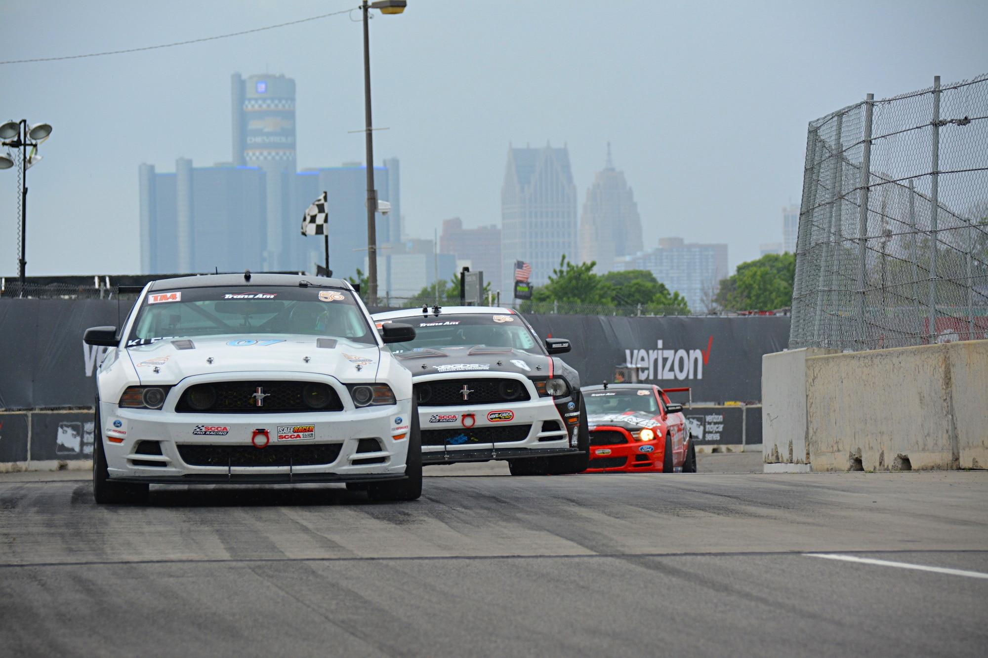 017 Mustang Transamrace Detroitgp