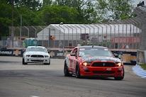 010 Mustang Transamrace Detroitgp