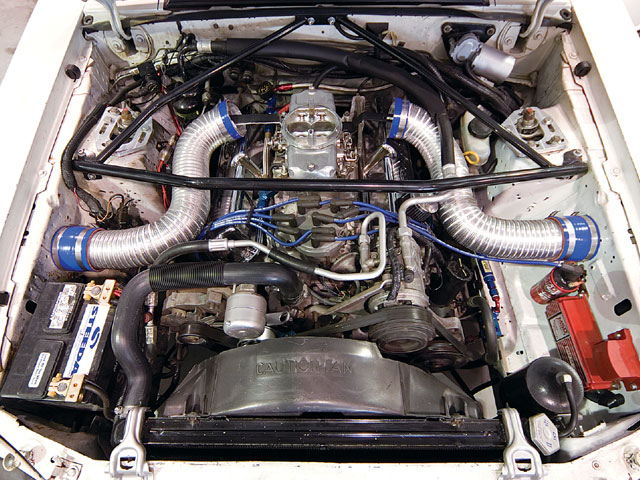 1983 Ford Mustang Gt Engine