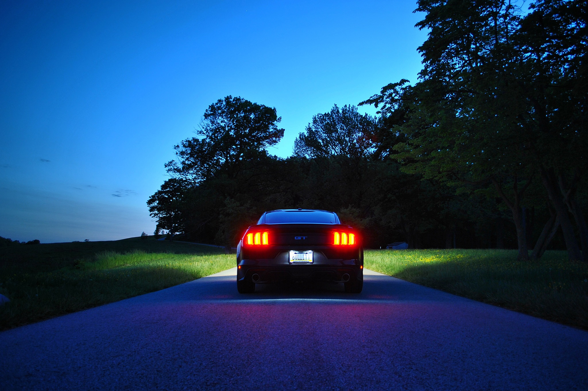 2015 Ford Mustang Gt Naveel O Neill Taillights
