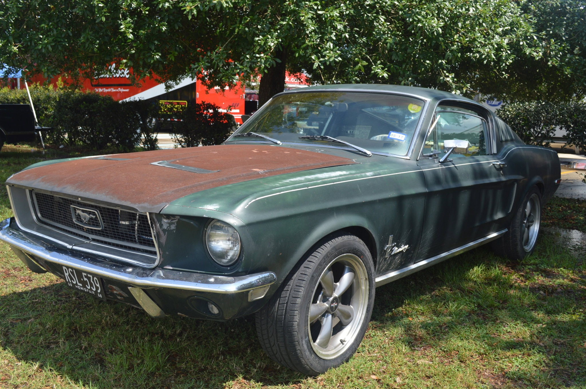 2016 Hot Rod Power Tour Day 1 Mustangs 050
