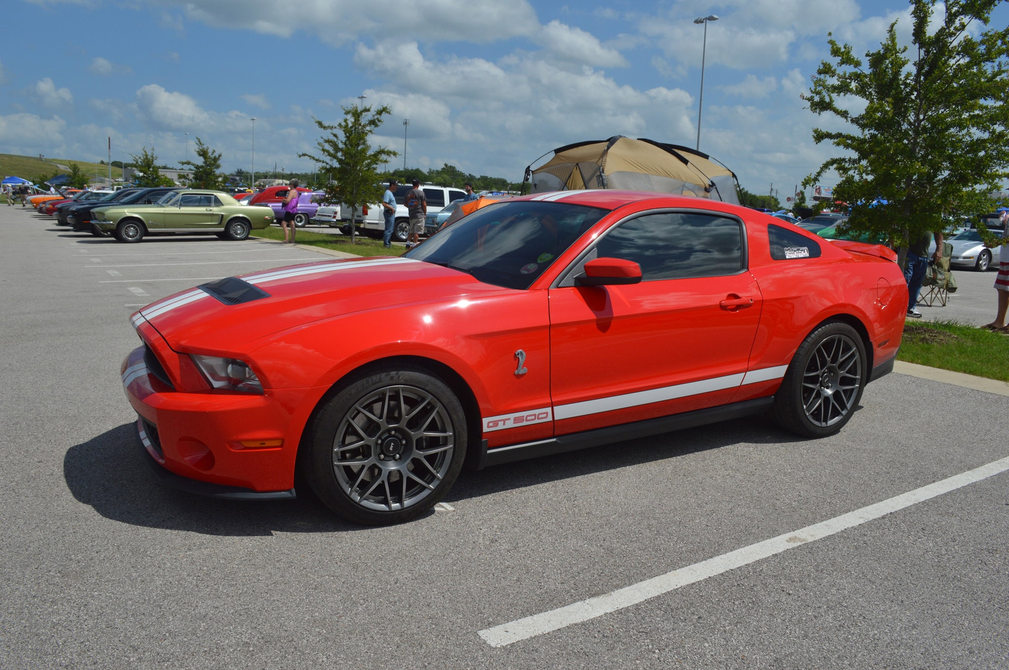 2016 Hot Rod Power Tour Day 3 Mustangs 056