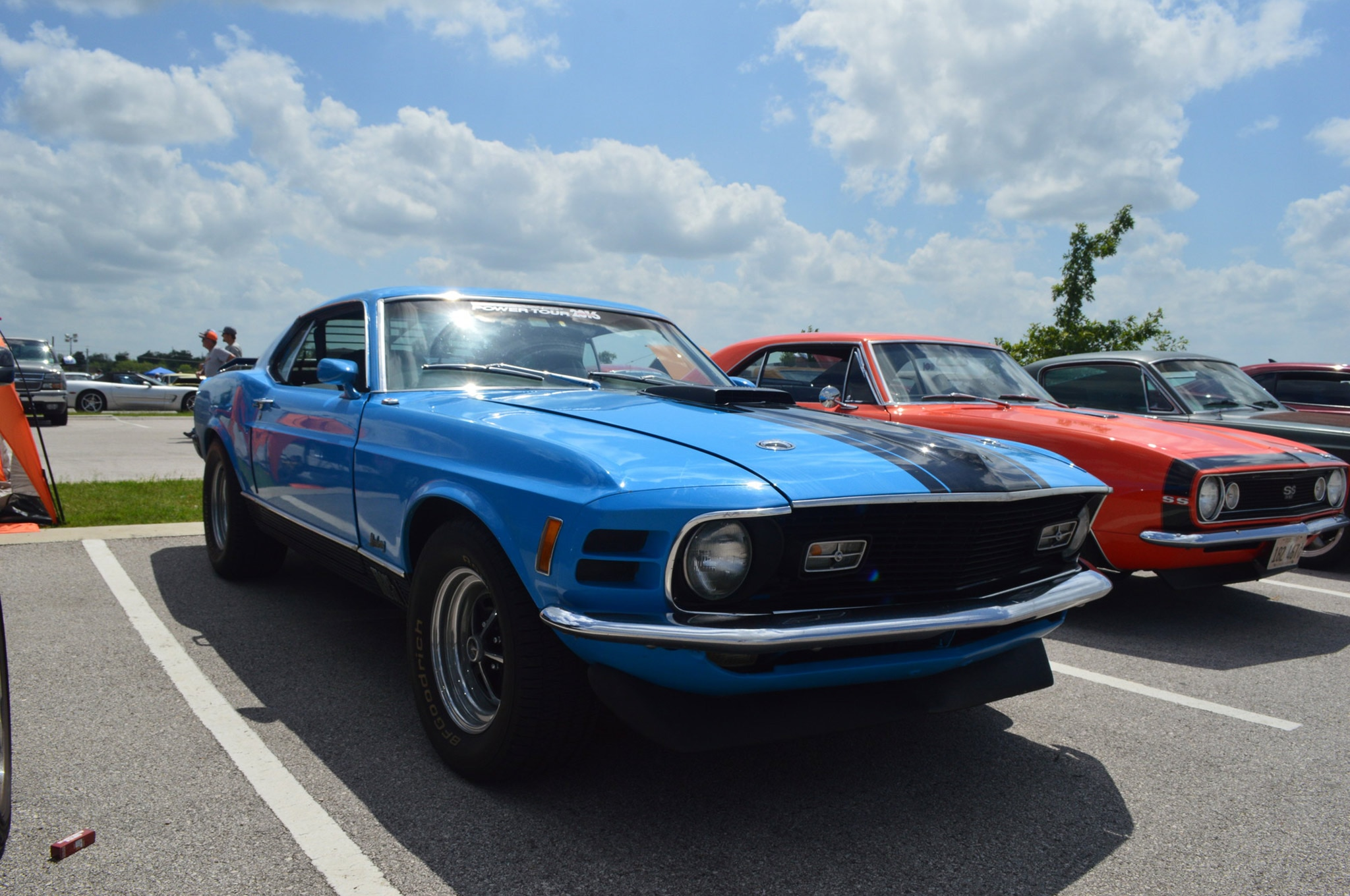 2016 Hot Rod Power Tour Day 3 Mustangs 054