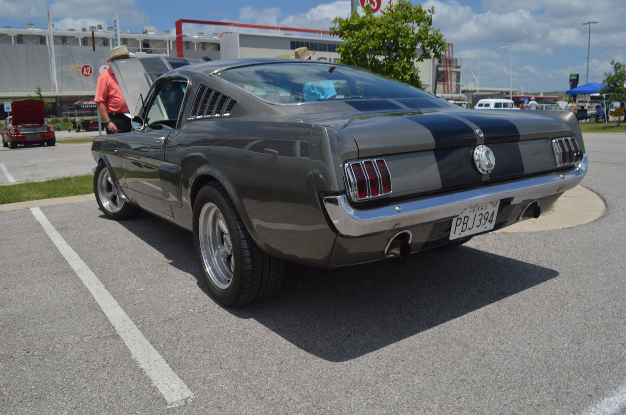 2016 Hot Rod Power Tour Day 3 Mustangs 032