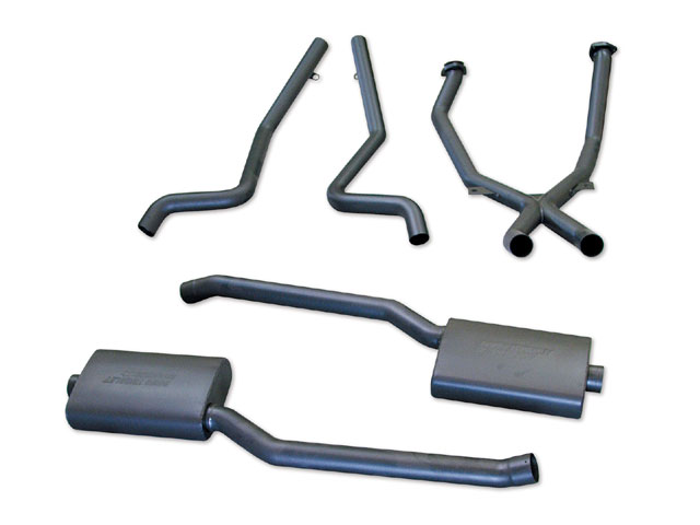 Dynacorn Project Exhaust System