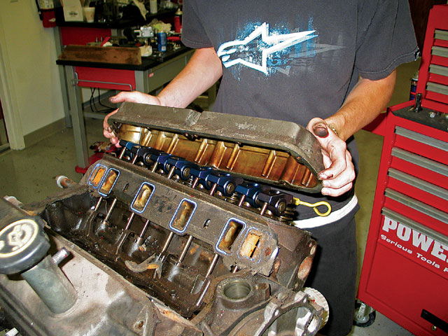 Engine Rebuild Part Engine