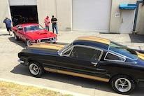 1969 Ford Mustang Boss 429 Jay Leno Garage 012