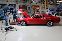 1969 Ford Mustang Boss 429 Jay Leno Garage 003