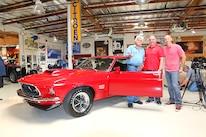 1969 Ford Mustang Boss 429 Jay Leno Garage 001