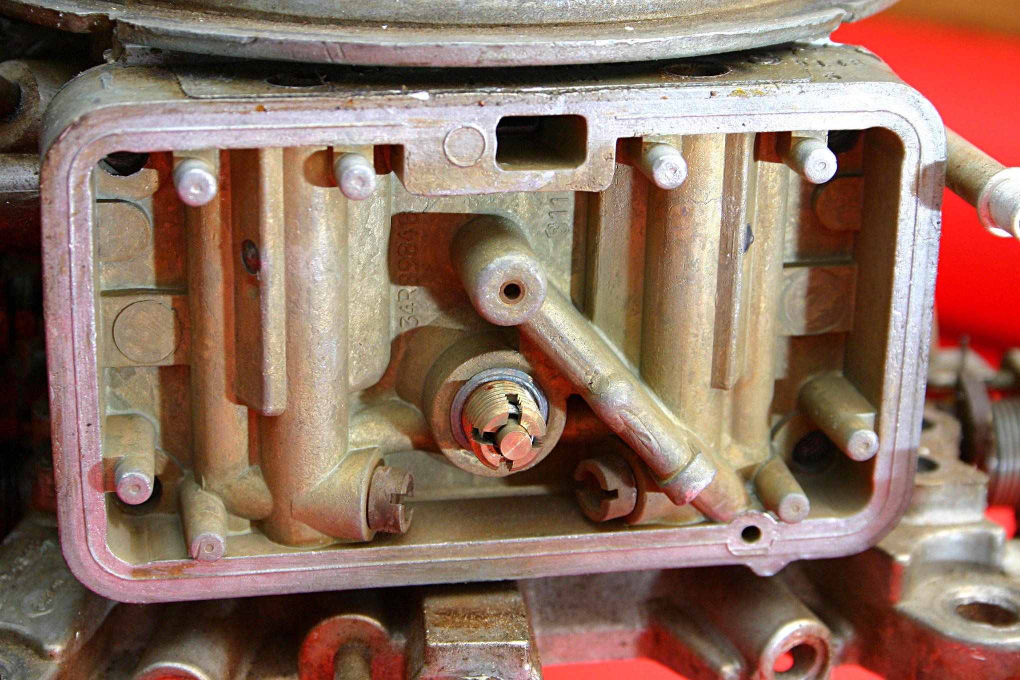 Holley 4180c Carburetor 16