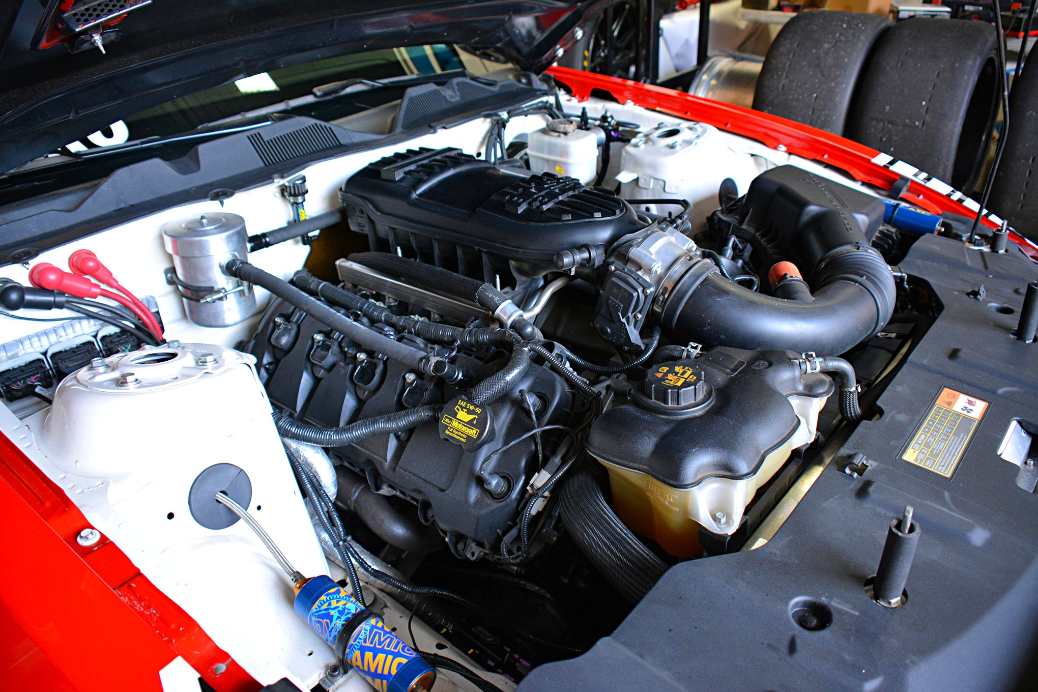 024 Mustang Boss302s