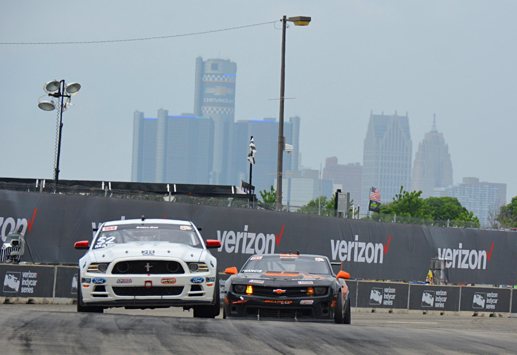 018 Mustang Transamrace Detroitgp