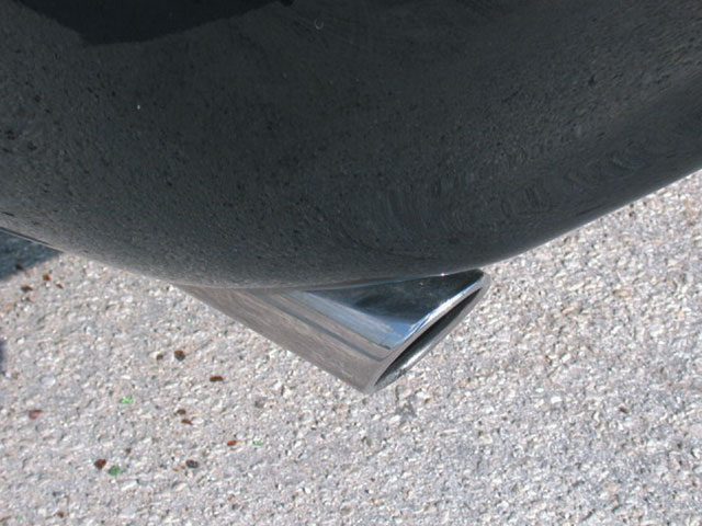 2003 Mercury Marauder Exhaust Pipe