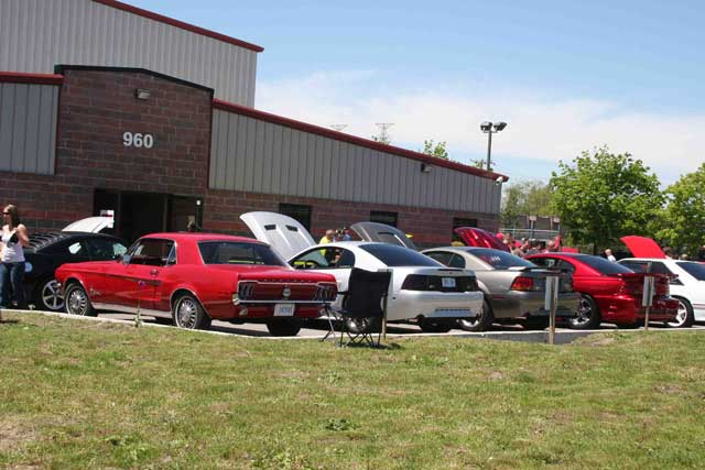 2008 Joes Garage Charity Cruise