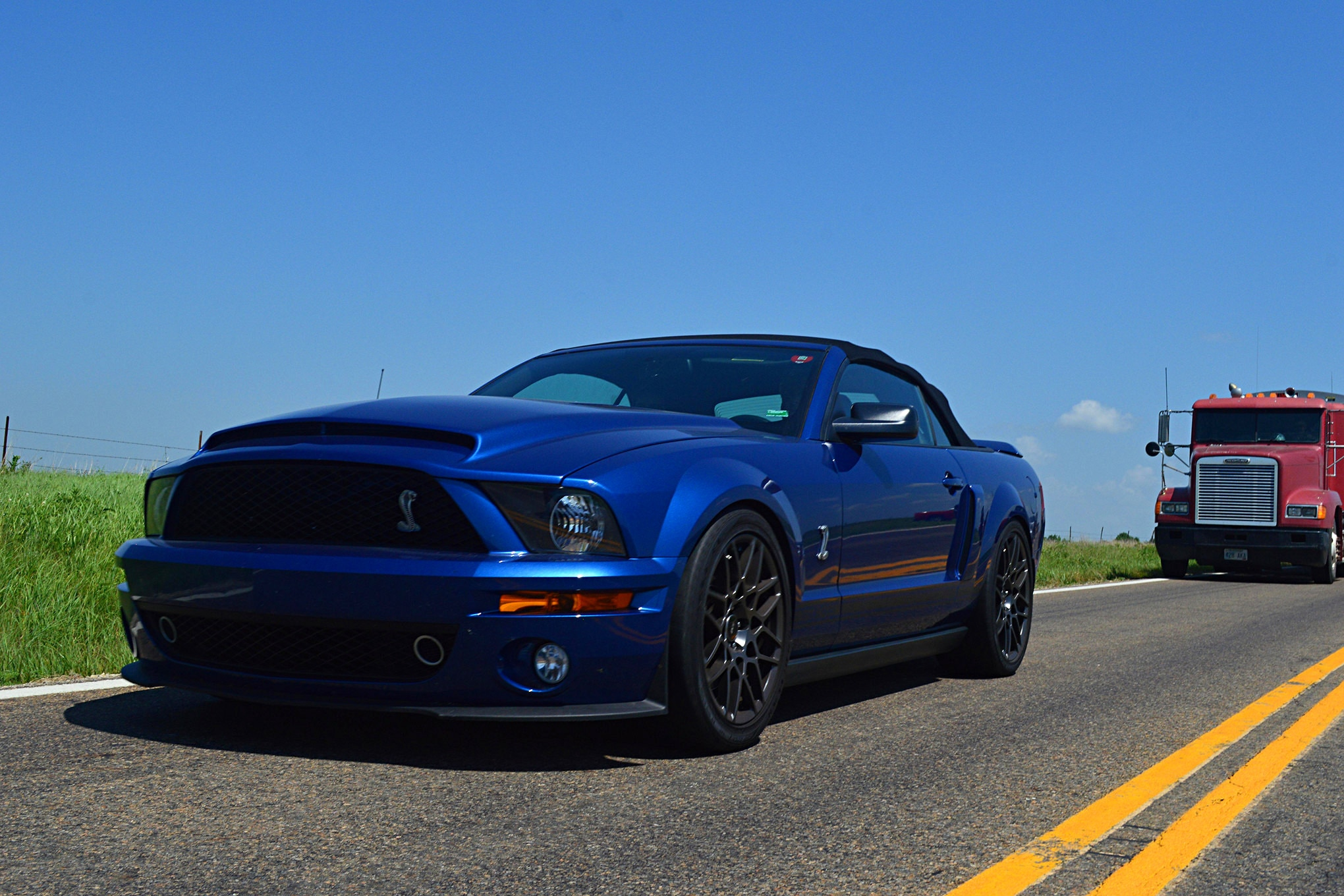 2016 Hot Rod Power Tour Day 7 Mustangs 32