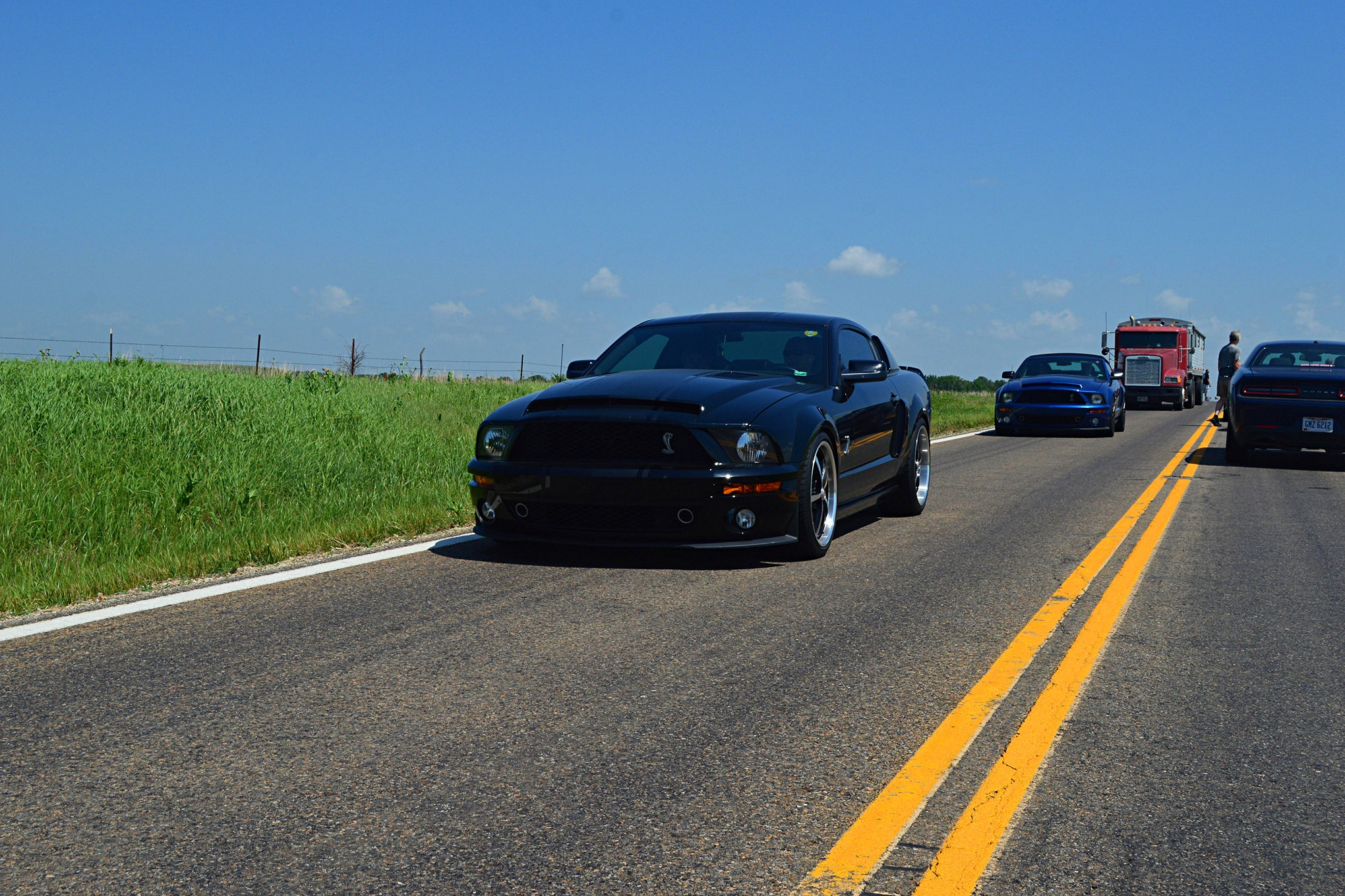 2016 Hot Rod Power Tour Day 7 Mustangs 31