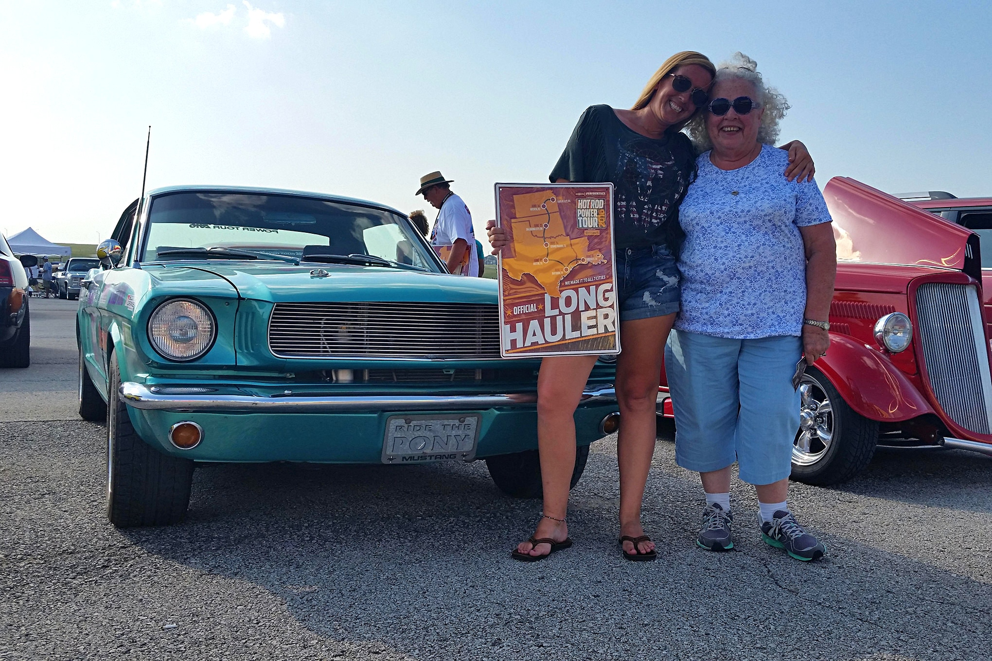 2016 Hot Rod Power Tour Day 7 Mustangs 15