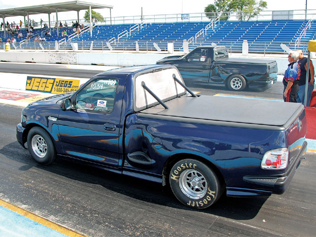 Louisiana Fun Ford Racers
