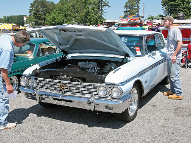 1962 Galaxie 500 Xl Front View