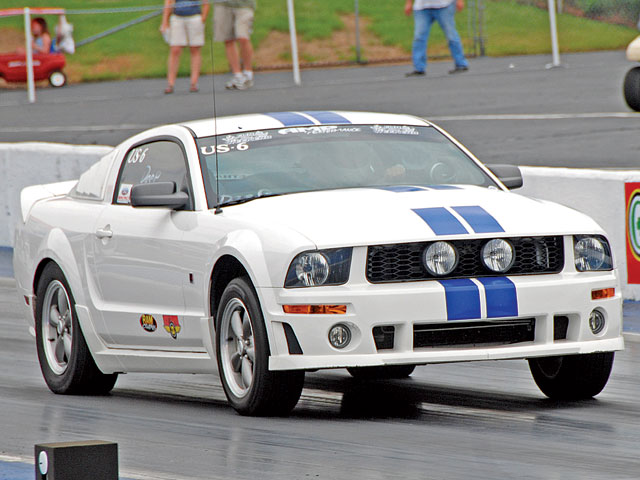Fun Ford Nationals Mustang Cobra
