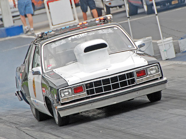 Fun Ford Nationals Street Bandit Champ