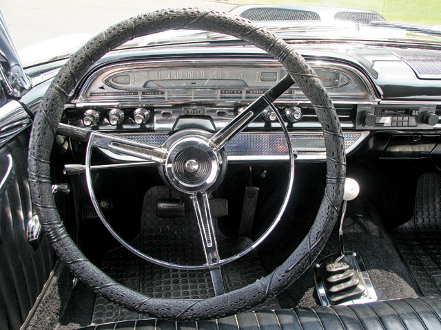 1961 Galaxie Starliner Steering Wheel
