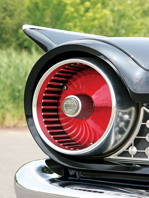 1961 Galaxie Starliner Taillights
