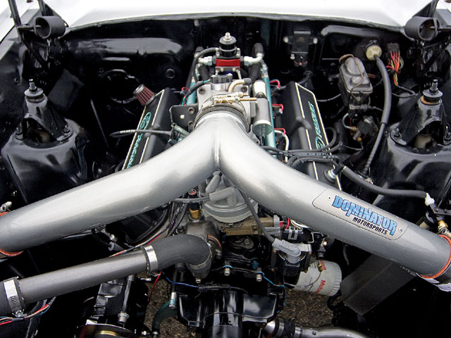 1964 Mercury Comet 404 Engine