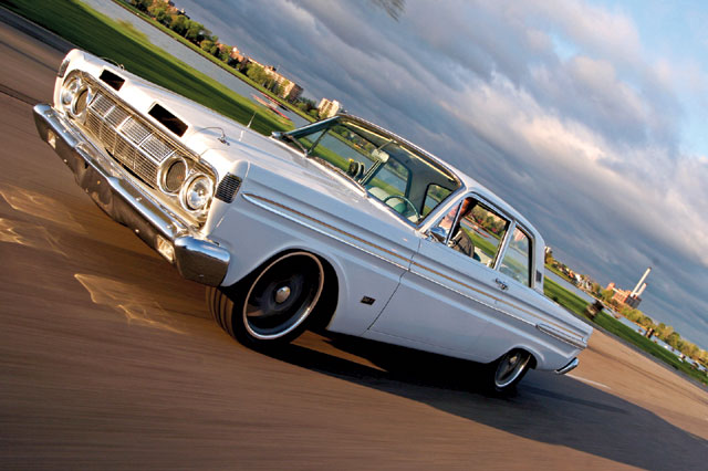 1964 Mercury Comet 404 Sideview