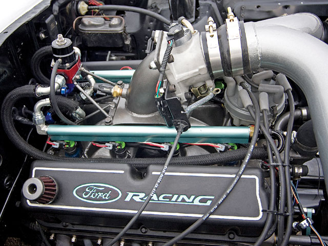 1964 Mercury Comet 404 Engine 2