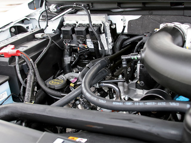 2008 Roush Nitemare Engine