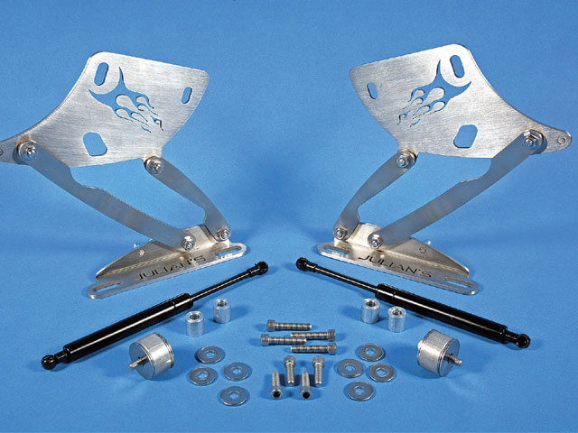 Hood Hinges Kit
