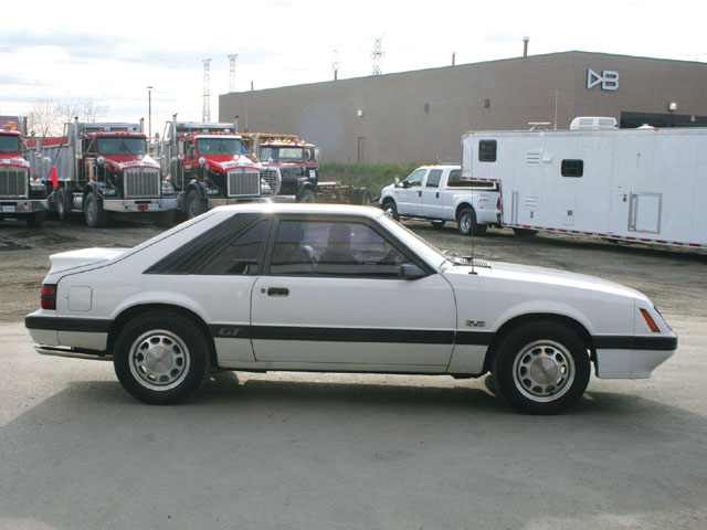 Steering And Handling 1986 Ford Mustang Gt