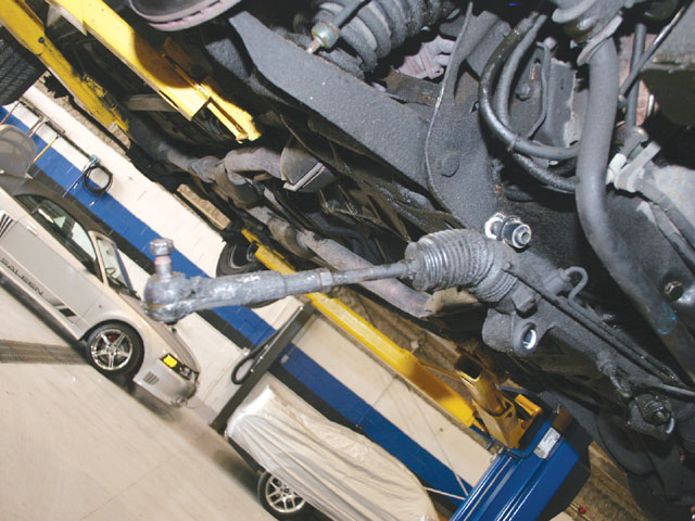 Steering And Handling Outer Tie Rod Ends