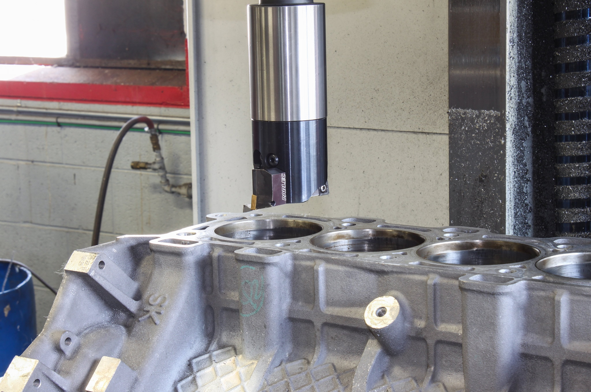 Coyote Sleeve Install Carbide