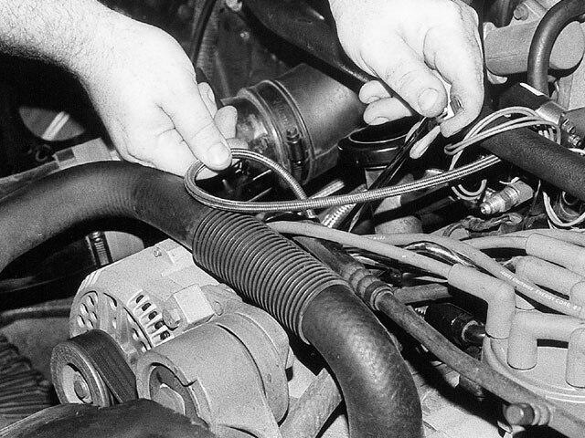 Mump 0009 12 Z Efi Nitrous Kit Fuel Line