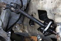 NPD Rack Install Fox Mustang Shaft