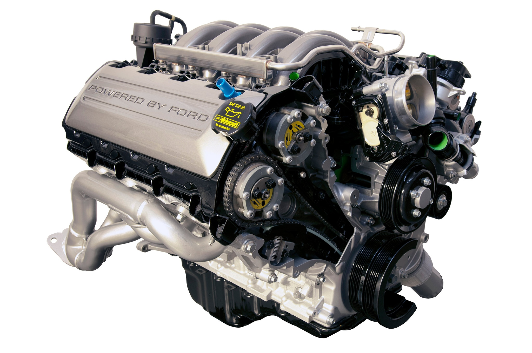2015 Ford Mustang 32 5 0 Coyote V8 Engine Photo 111220400 Video