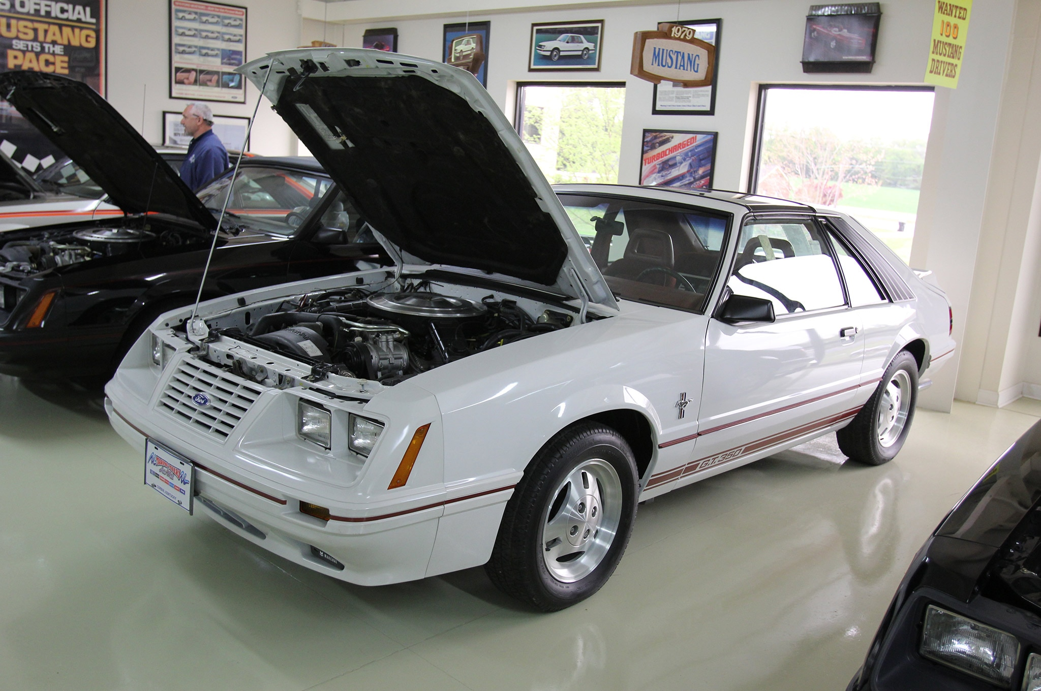 1979 To 1995 Ford Mustang Pushrod Engine History Gt350