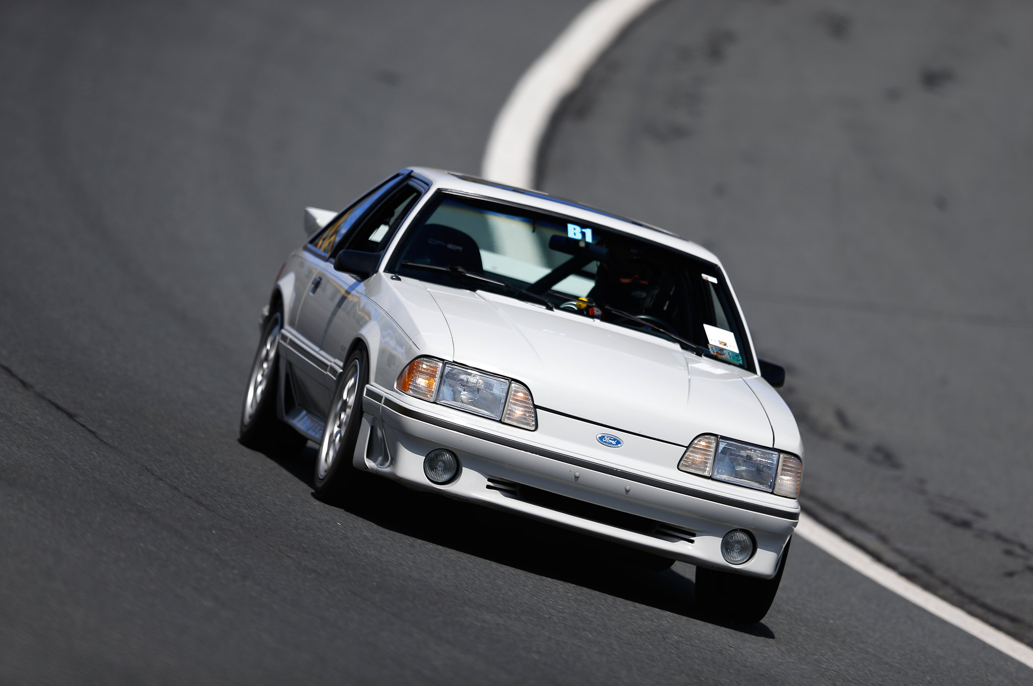 1979 To 1995 Ford Mustang Pushrod Engine History On Track