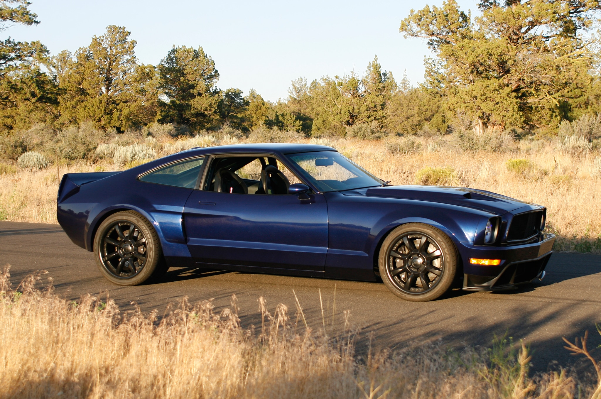 1978 Ford Mustang Motion