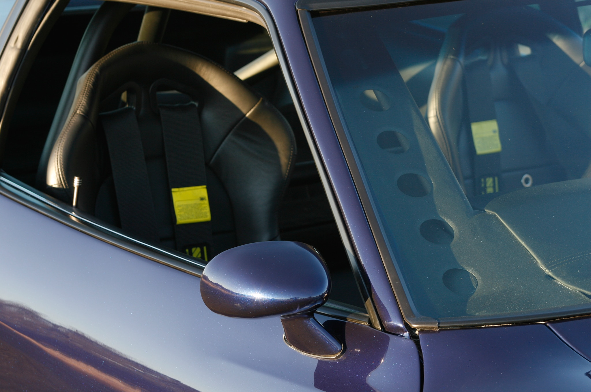 1978 Ford Mustang Rearview Mirror