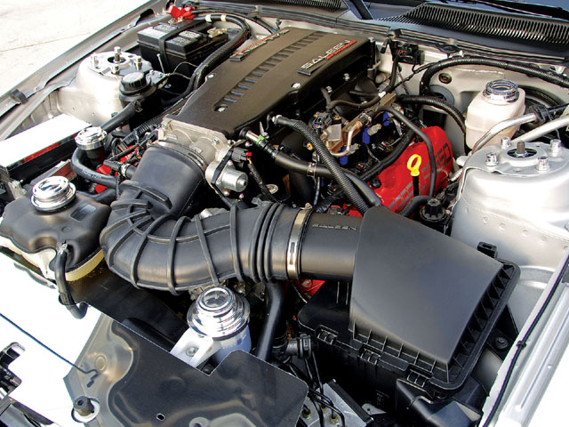 2008 Ford Mustang Gt Engine
