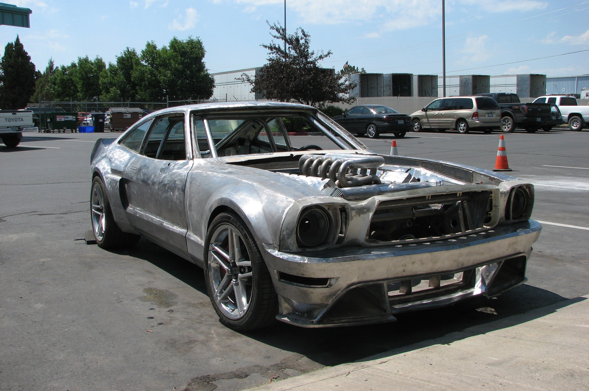 1978 Ford Mustang Partial Finished