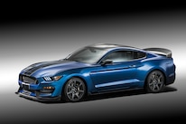 2015 Ford Shelby GT350R Mustang 2 Front Three Quarter