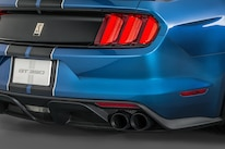 2015 Ford Shelby GT350R Mustang 6 Carbon Fiber Rear Diffuser