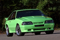 Joel Raghoo's Turbo Packing 1993 Fox-body Mustang!
