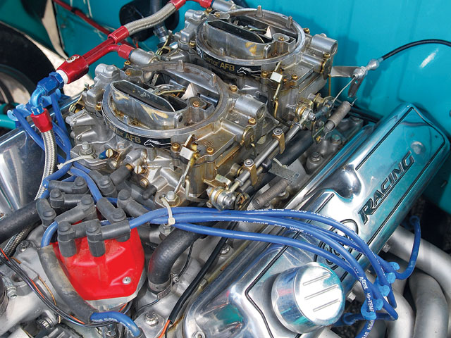 1965 Comet Caliente Engine